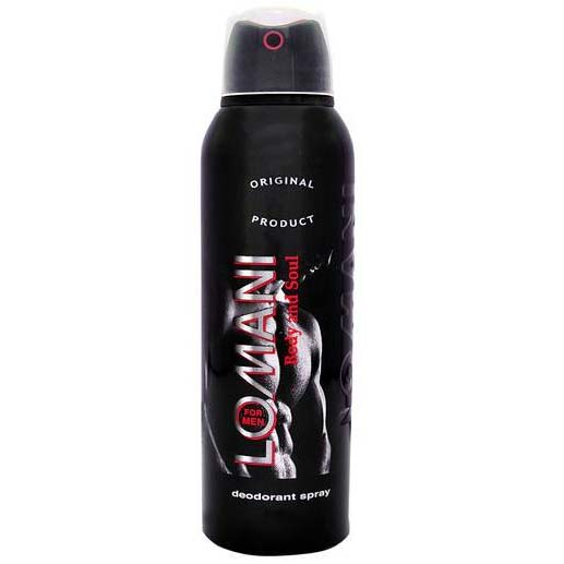 Lomani Premium Body and Soul Deodorant