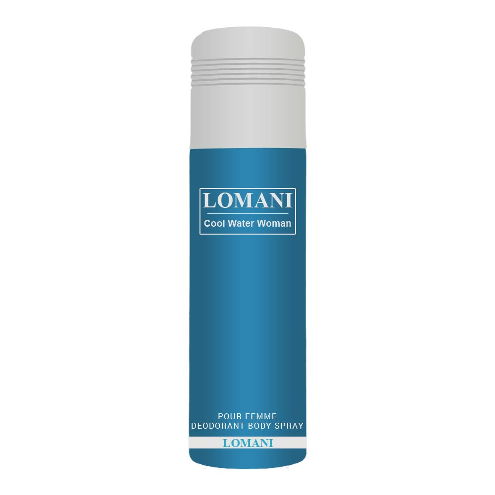 Lomani Cool Water Deodorant