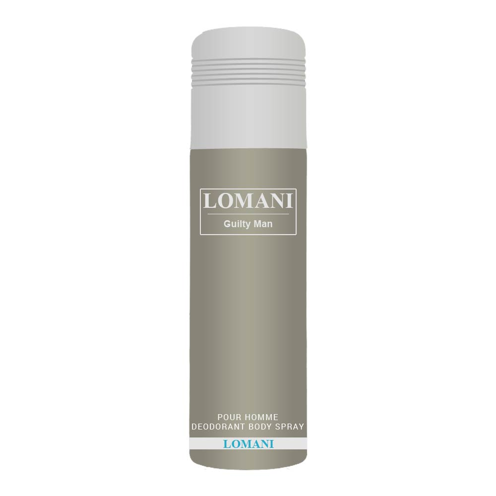 Lomani Guilty Homme Deodorant