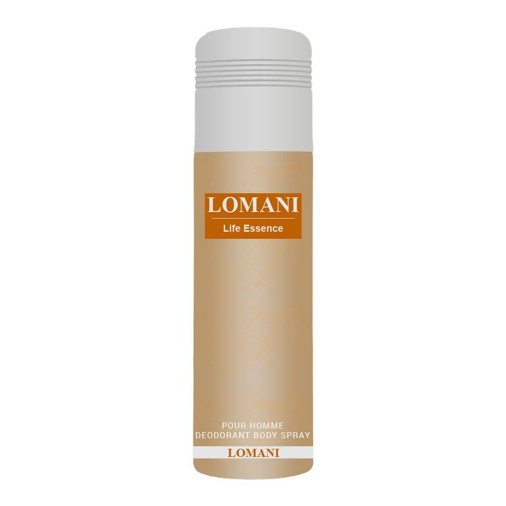 Lomani Life Essence Deodorant