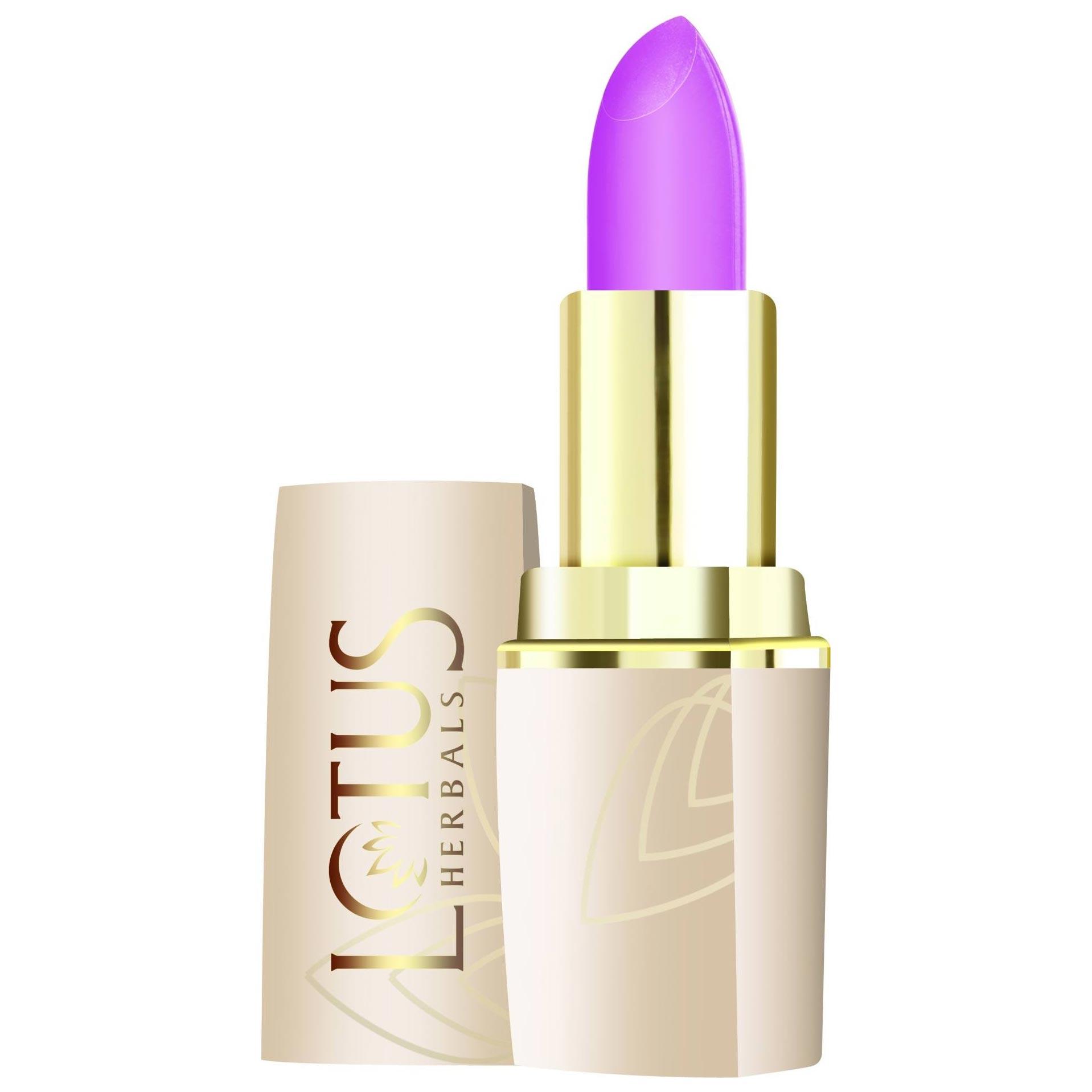 Lotus Herbals Pure Color Lavender Love Lip Color