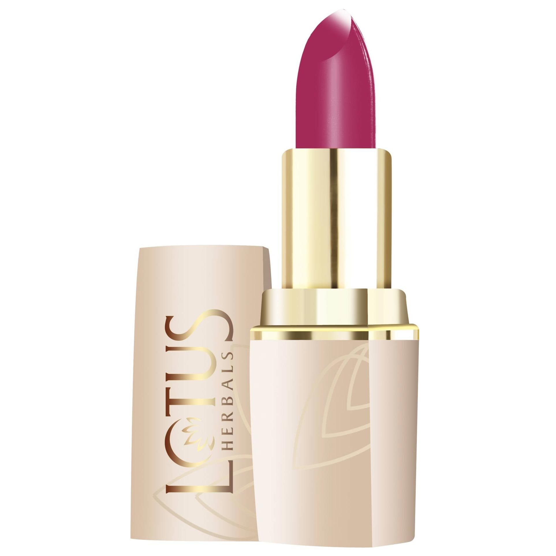 Lotus Herbals Pure Color Magenta Fire Lip Color