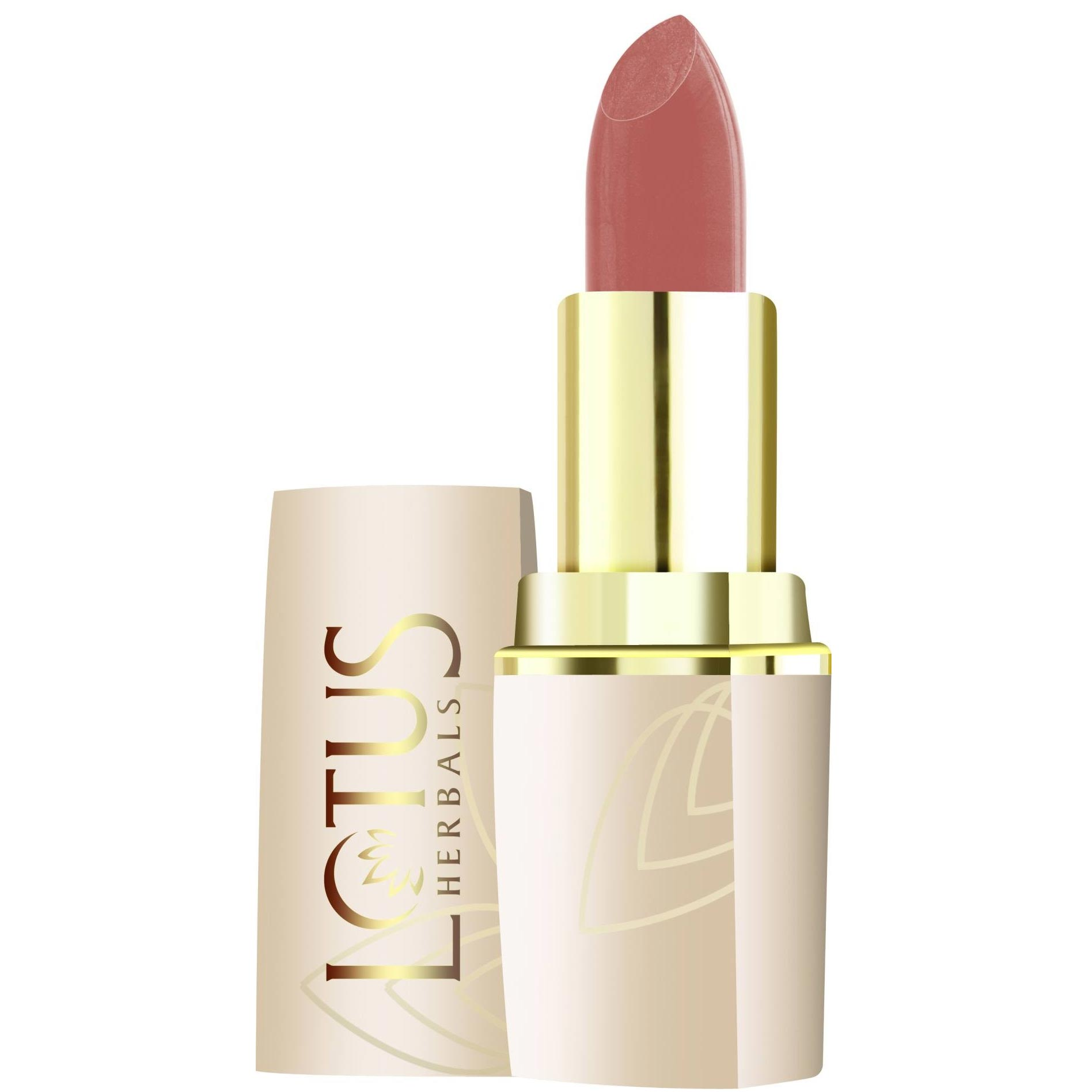 Lotus Herbals Pure Color Nude Glow Lip Color