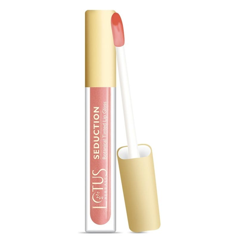 Lotus Herbals Seduction Ice Cube Botanical Tinted Lip Gloss