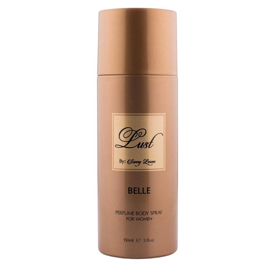 Lust by Sunny Leone Belle Perfume Body Spray