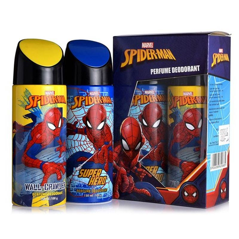 Marvel Spiderman Deodorant Gift Pack