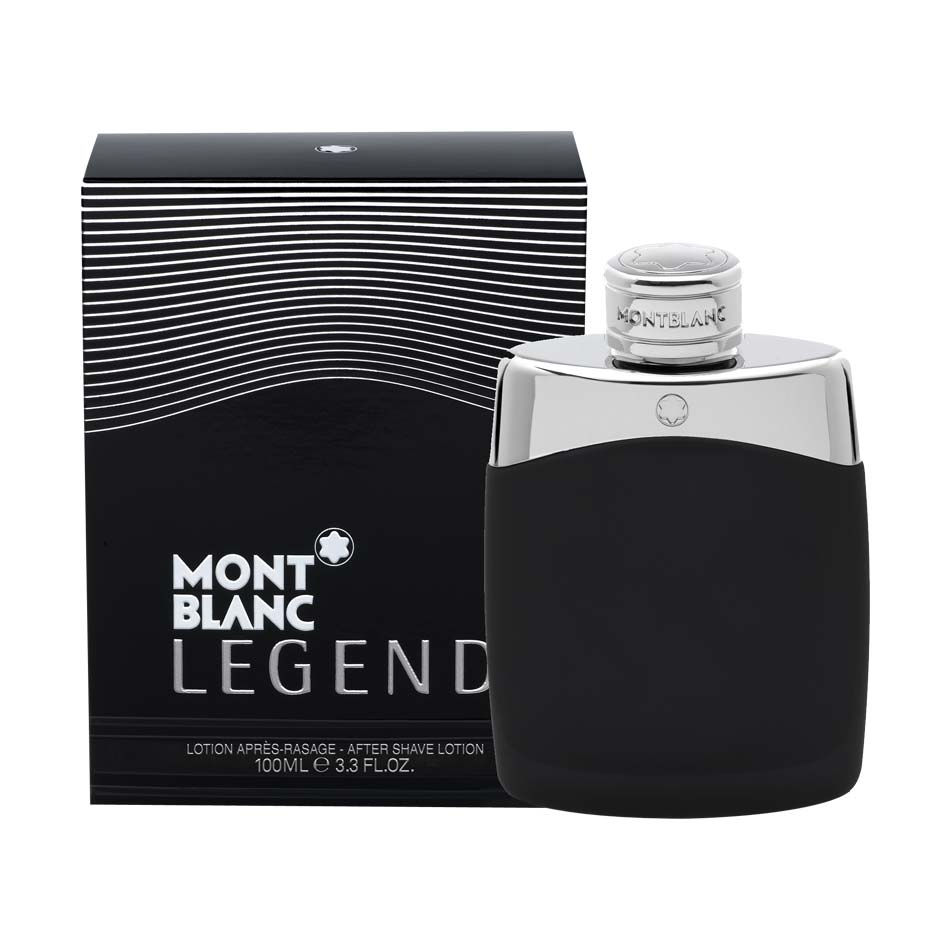 Mont Blanc Legend After Shave Lotion