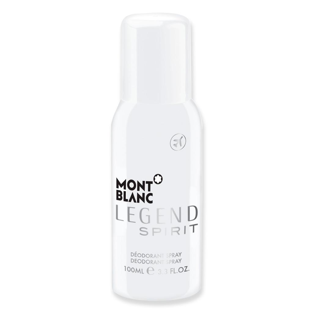 Mont Blanc Legend Spirit Deodorant Spray 100 Ml For Men Buy Parfum Original 100ml