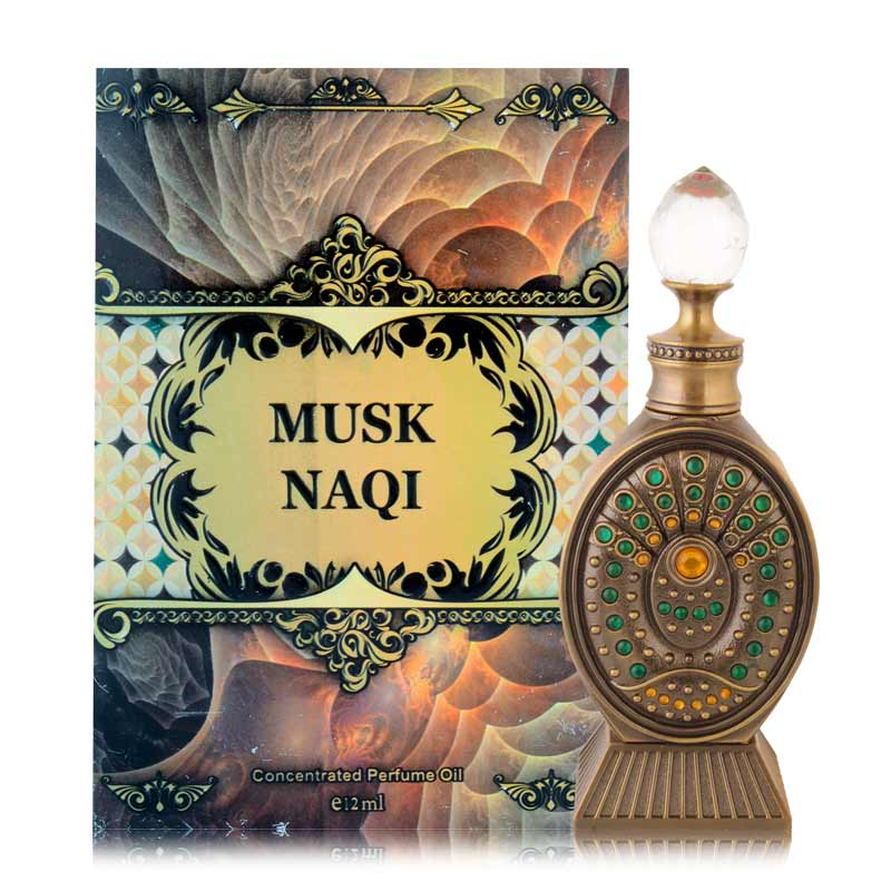 Musk Naqi Imported Attar Oil