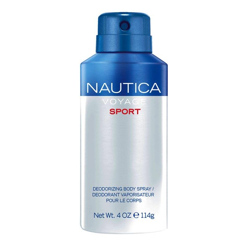 Nautica Voyage Sport Deodorant Spray