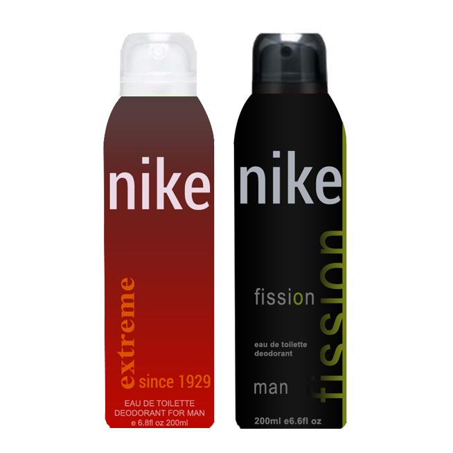 Nike Extreme And Fission Pack of 2 Deodorants