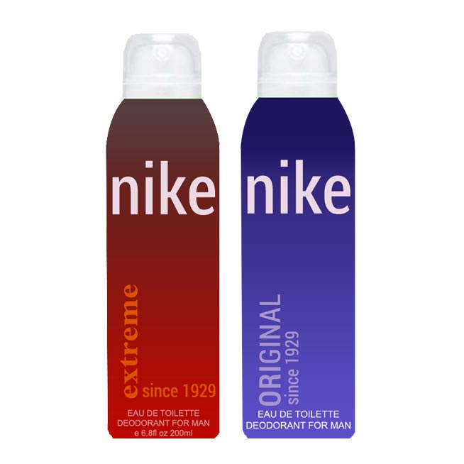 Nike Original And Extreme Pack of 2 Deodorants