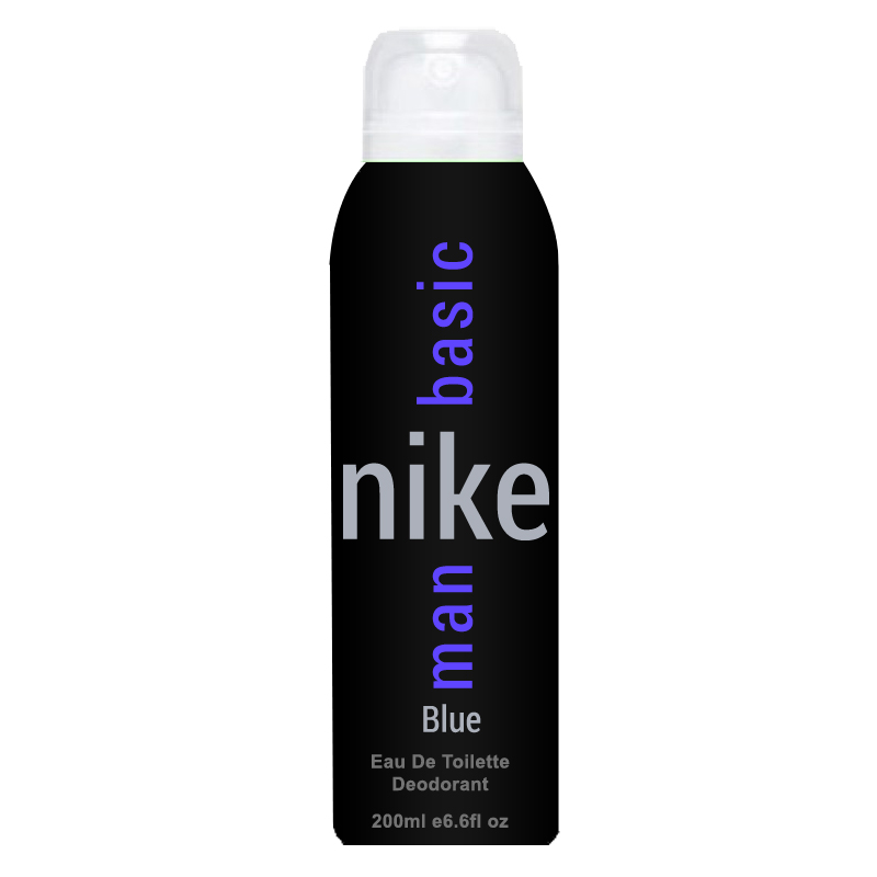 Nike Basic Blue Deodorant