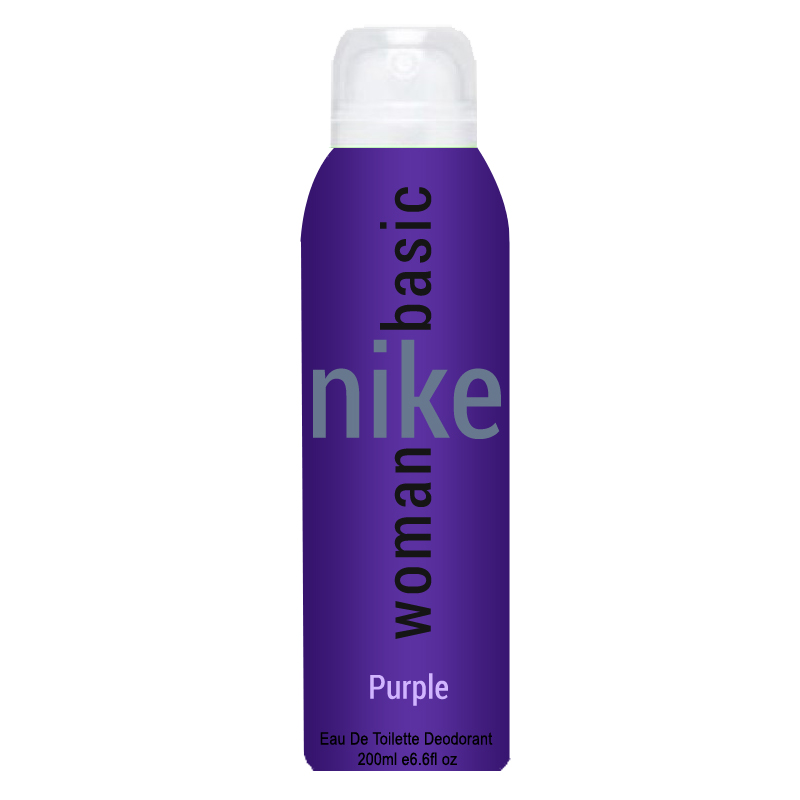 Nike Basic Purple Deodorant