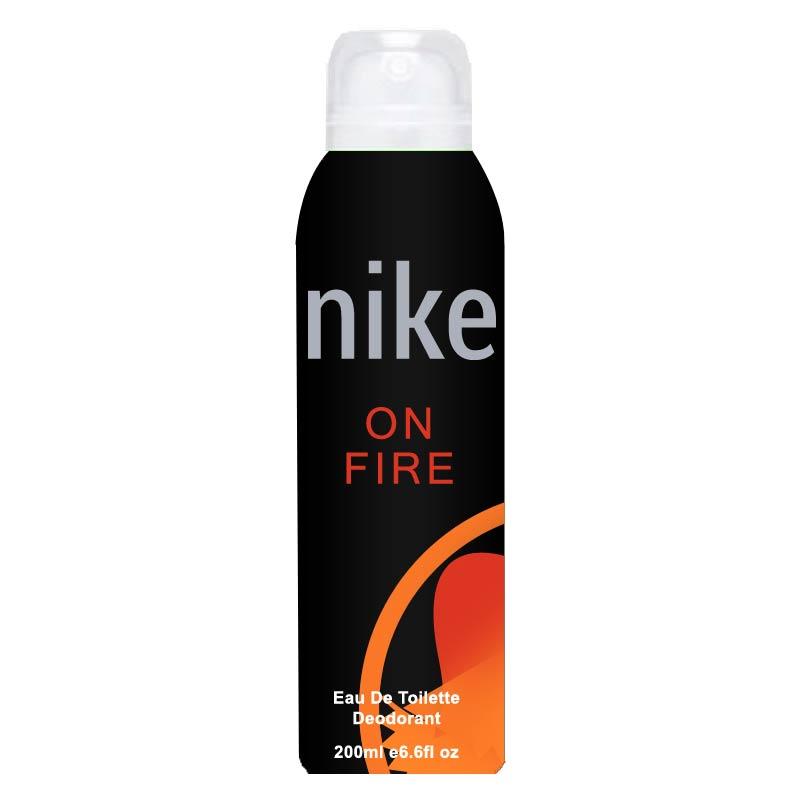 Nike On Fire Deodorant