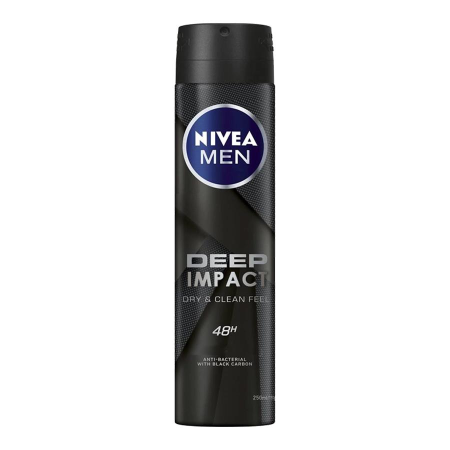 Nivea Deep Impact Freshness Deodorant Spray