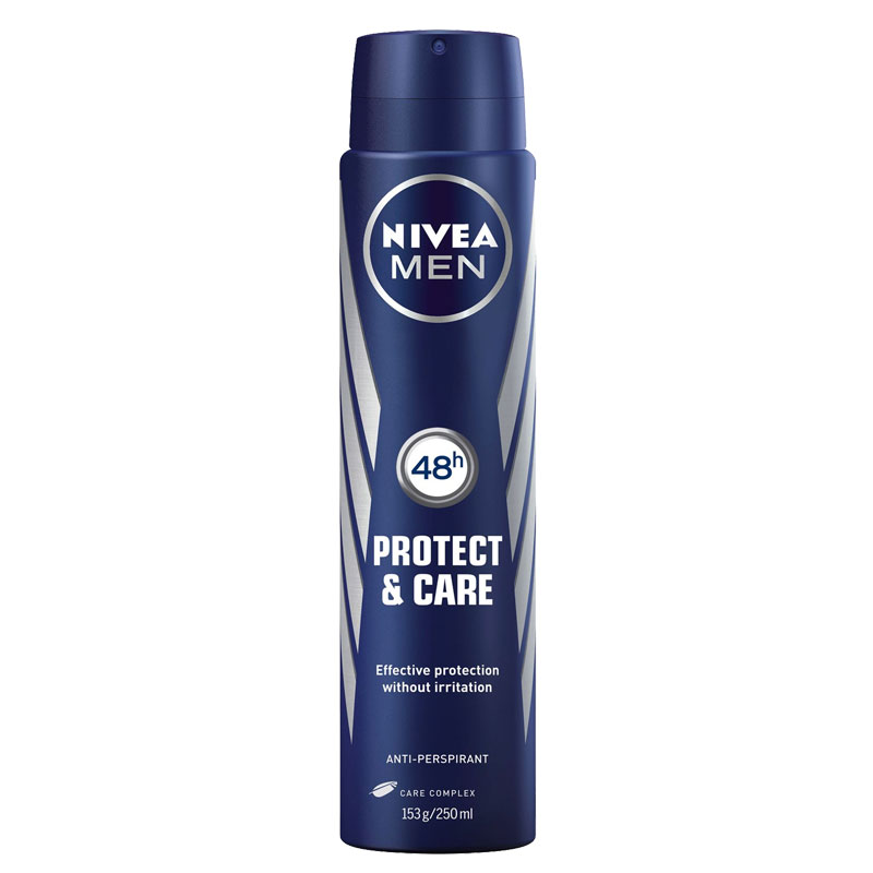 Nivea Protect And Care Alcohol Free Deodorant