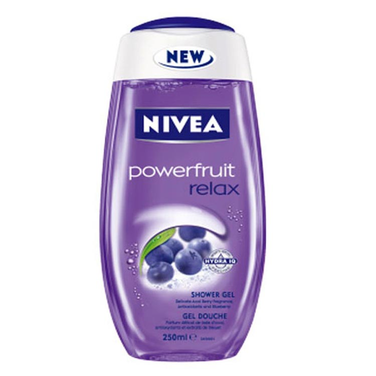 Nivea Powerfruit Relax Shower Gel