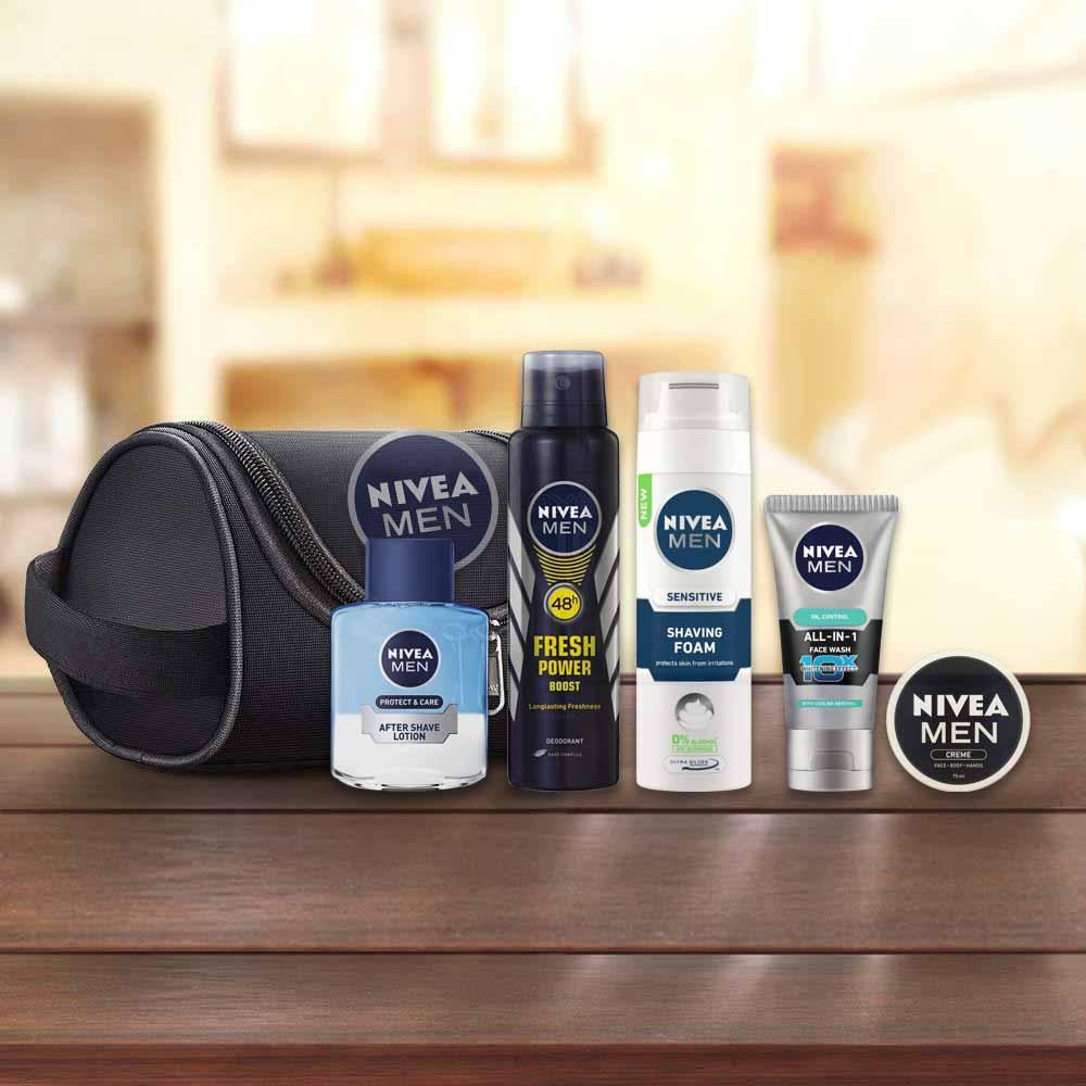 Nivea Men Premium Grooming Kit