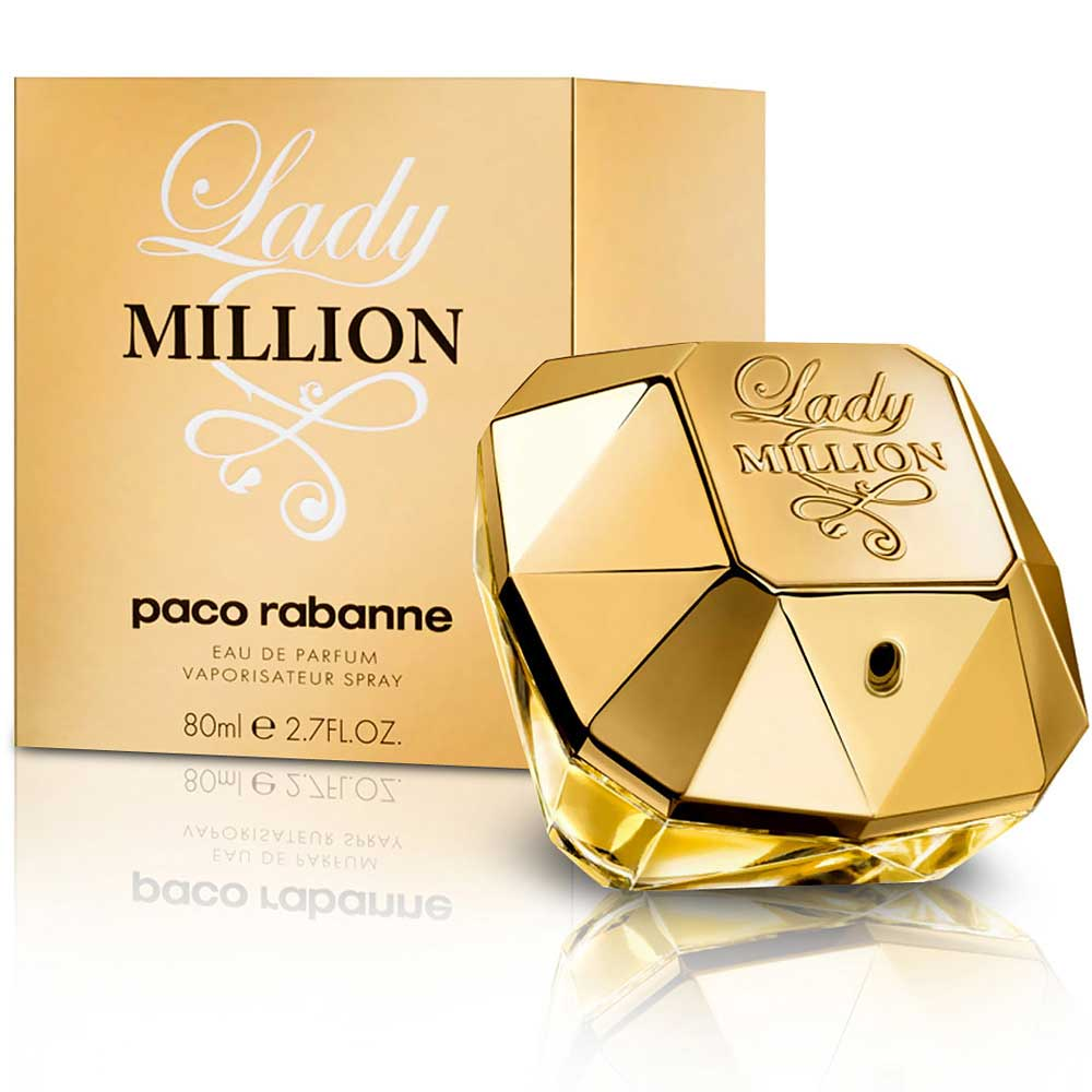 lady million paco rabanne perfume