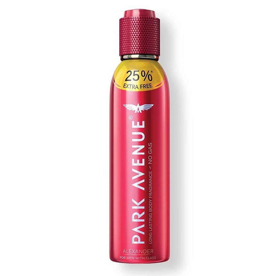 Park Avenue Alexander No Gas Deodorant Spray