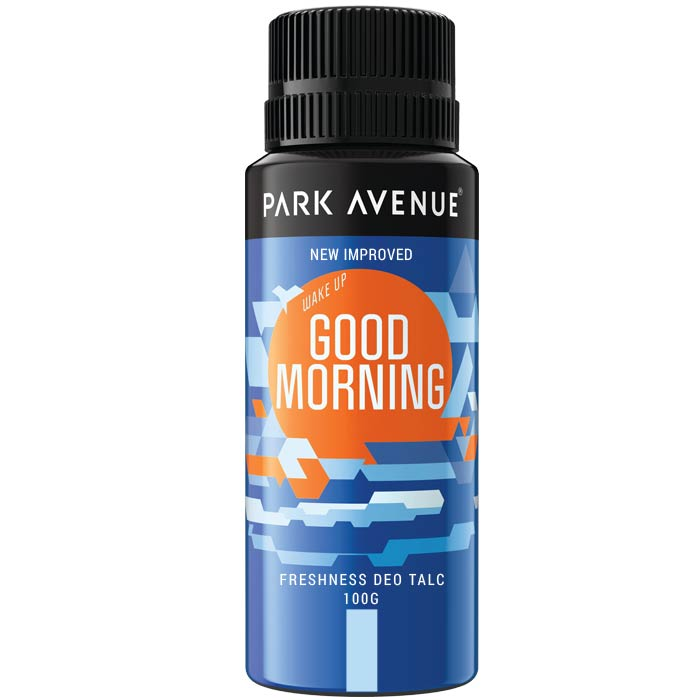 Park Avenue Good Morning Freshness Talcum