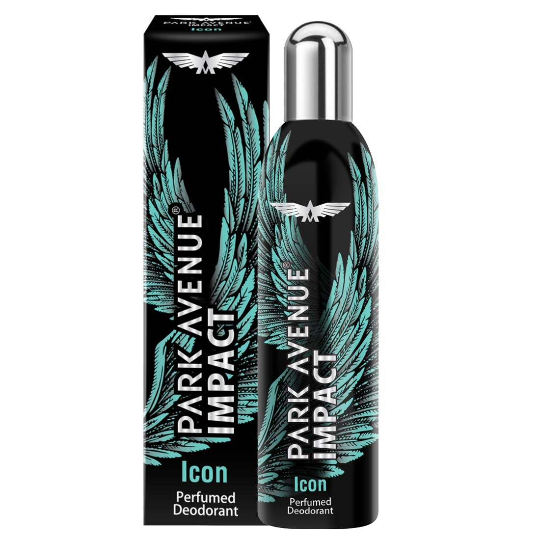 Park Avenue Impact Icon No Gas Deodorant With Fragrance Lock Technology