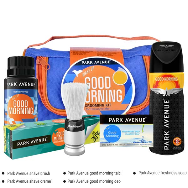 Park Avenue Good Morning Grooming Kit