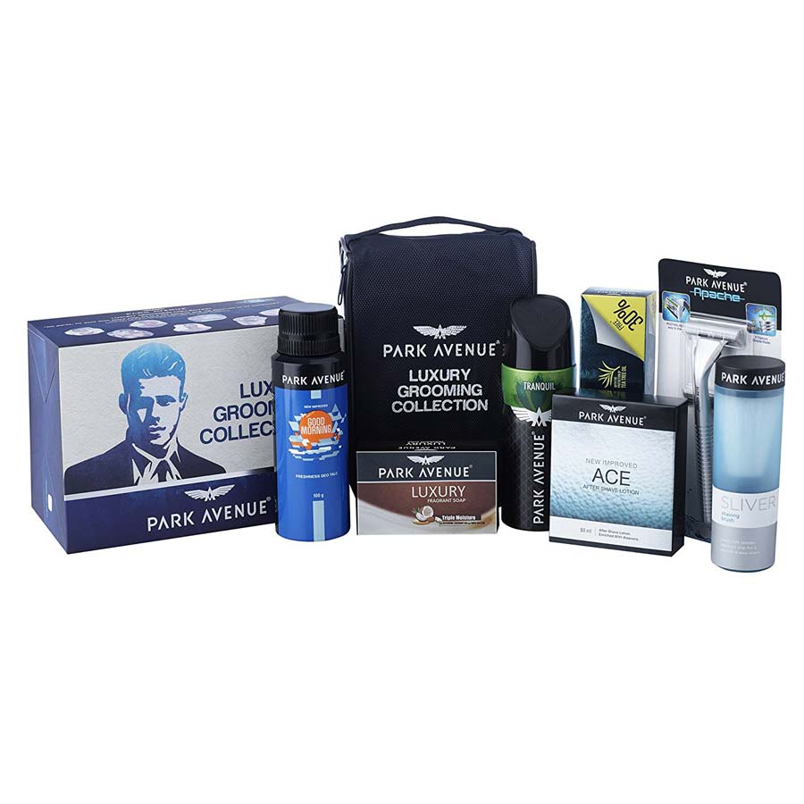 Park Avenue Luxury Grooming Kit
