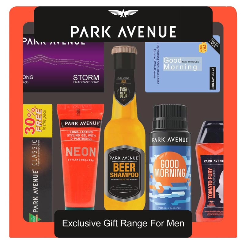 Park Avenue Rejuvenate Grooming Kit
