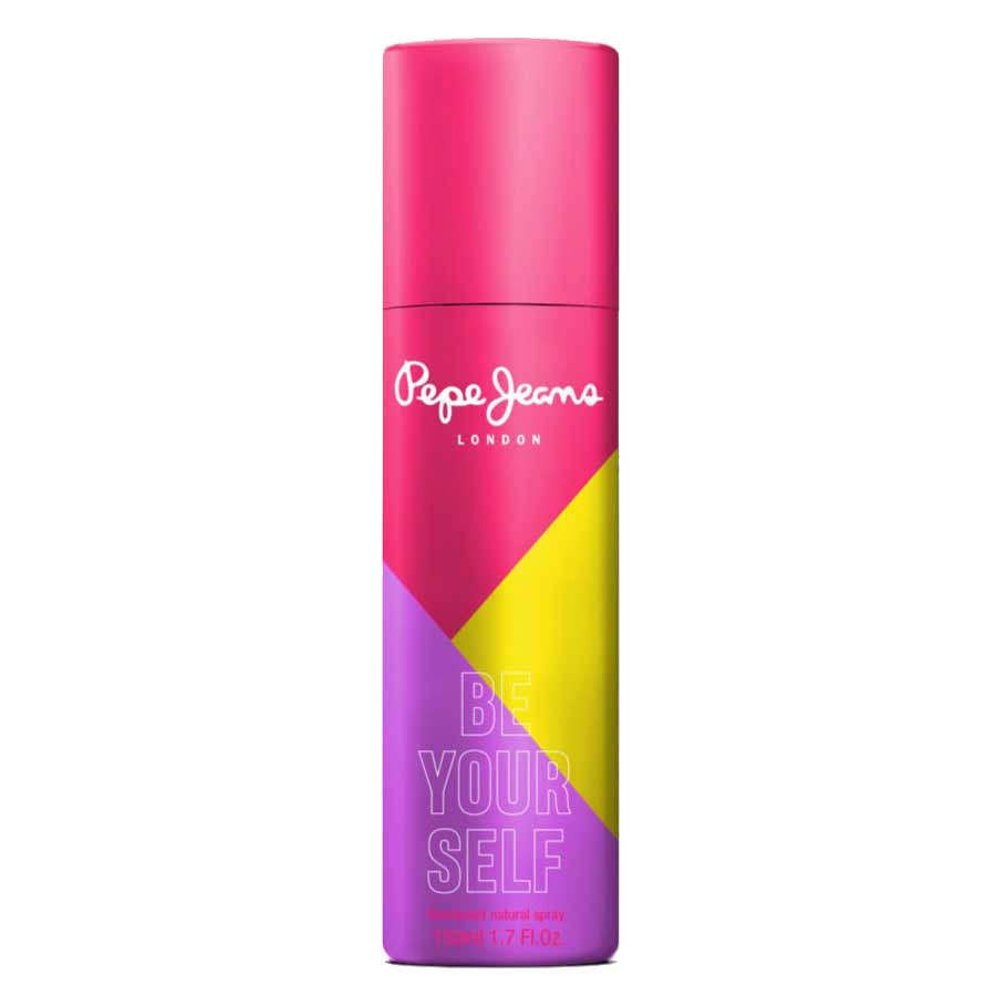 Pepe Jeans London Be Your Self Deodorant Spray