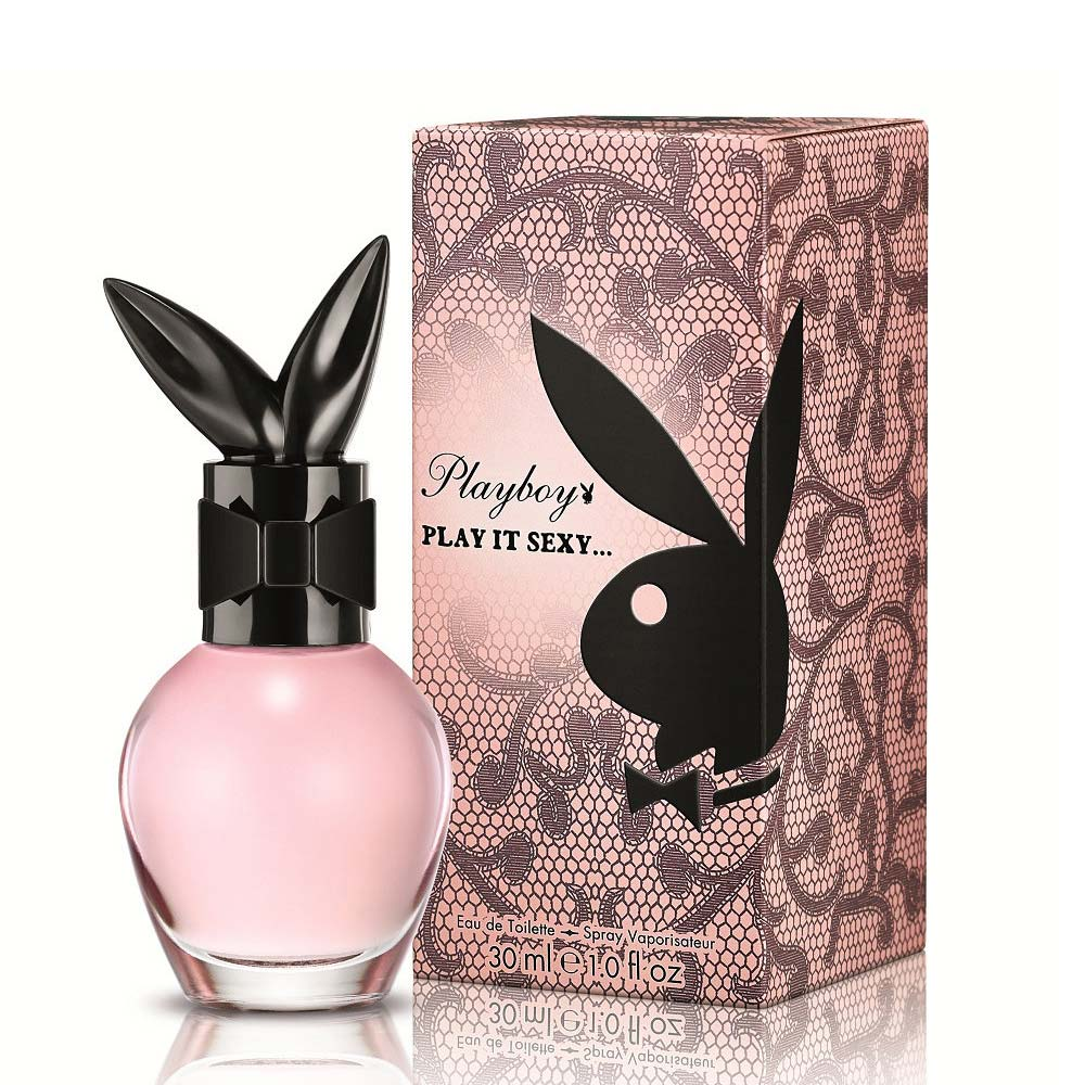 Playboy Play It Sexy EDT Perfume And Deodorant Combo
