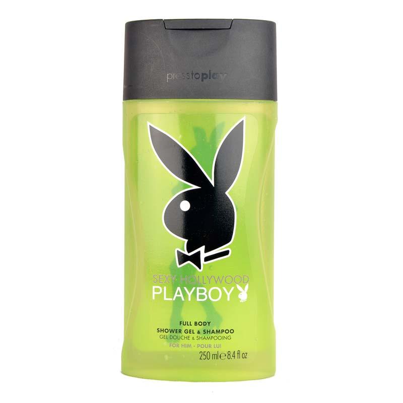 Playboy Sexy Hollywood Shower Gel and Shampoo