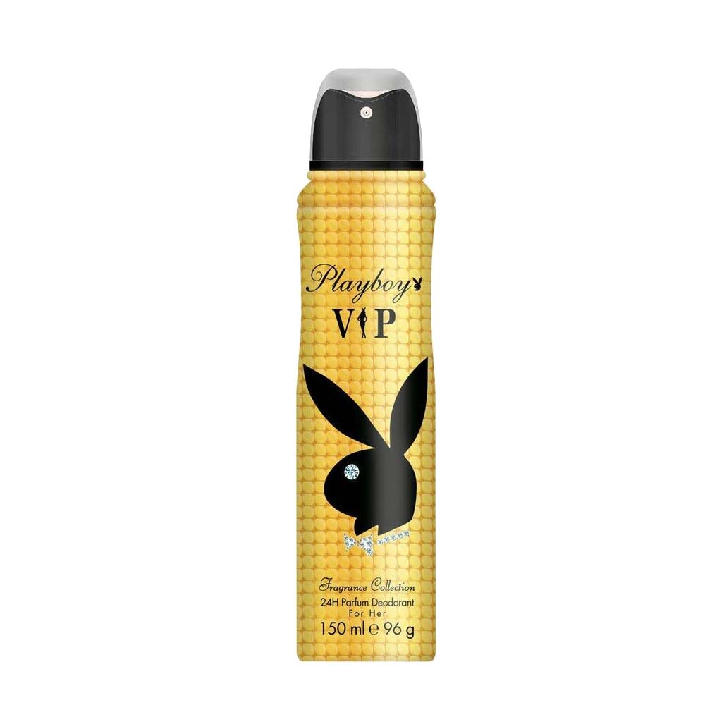 Playboy VIP EDT Perfume And Deodorant Combo