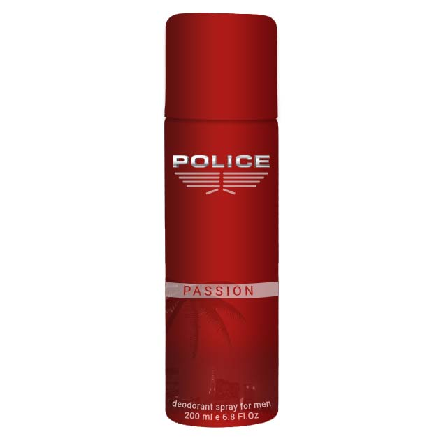 Police Passion Deodorant Spray