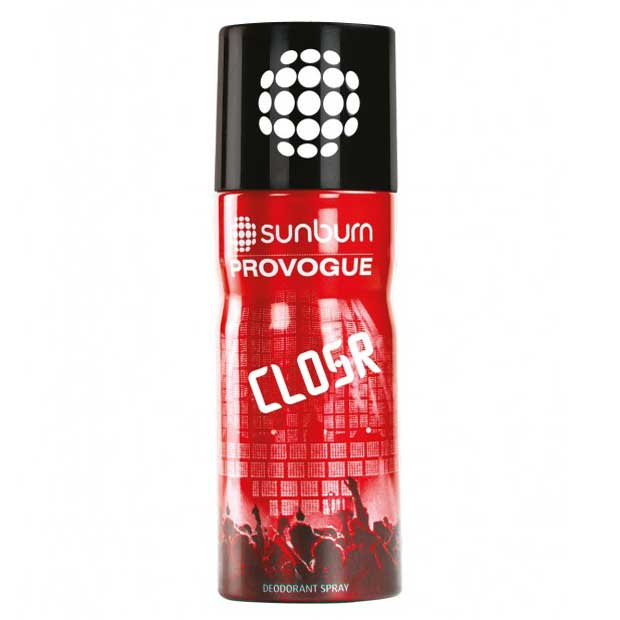Provogue Sunburn CLOSR Deodorant
