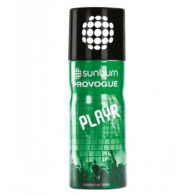 Provogue Sunburn PLAYR Deodorant