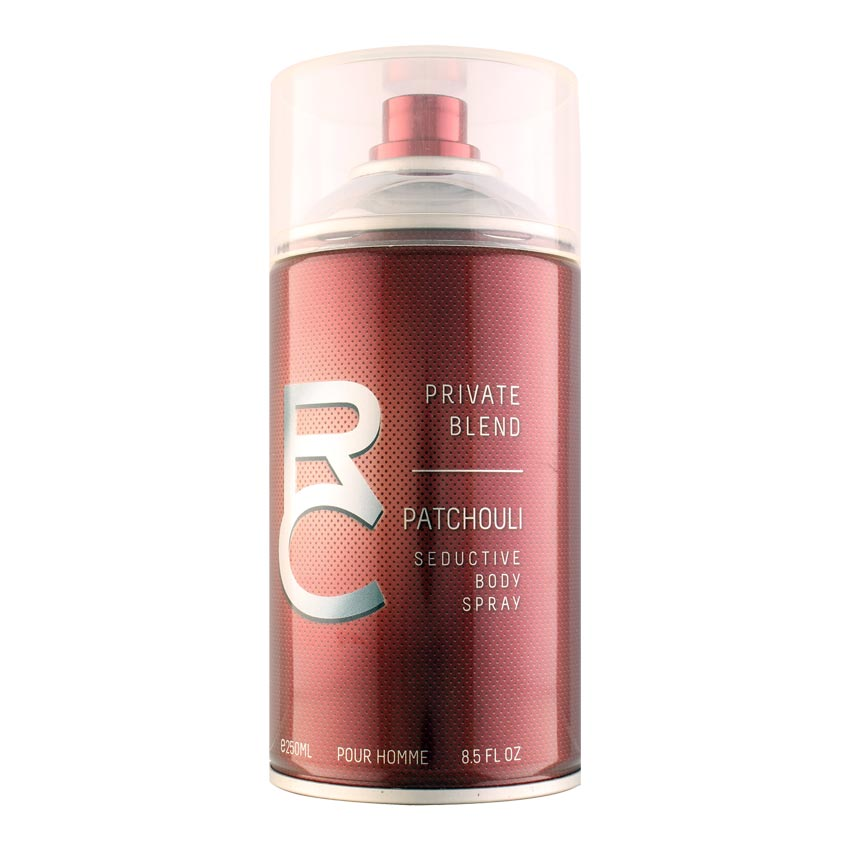 RC Private Blend Patchouli Deodorant
