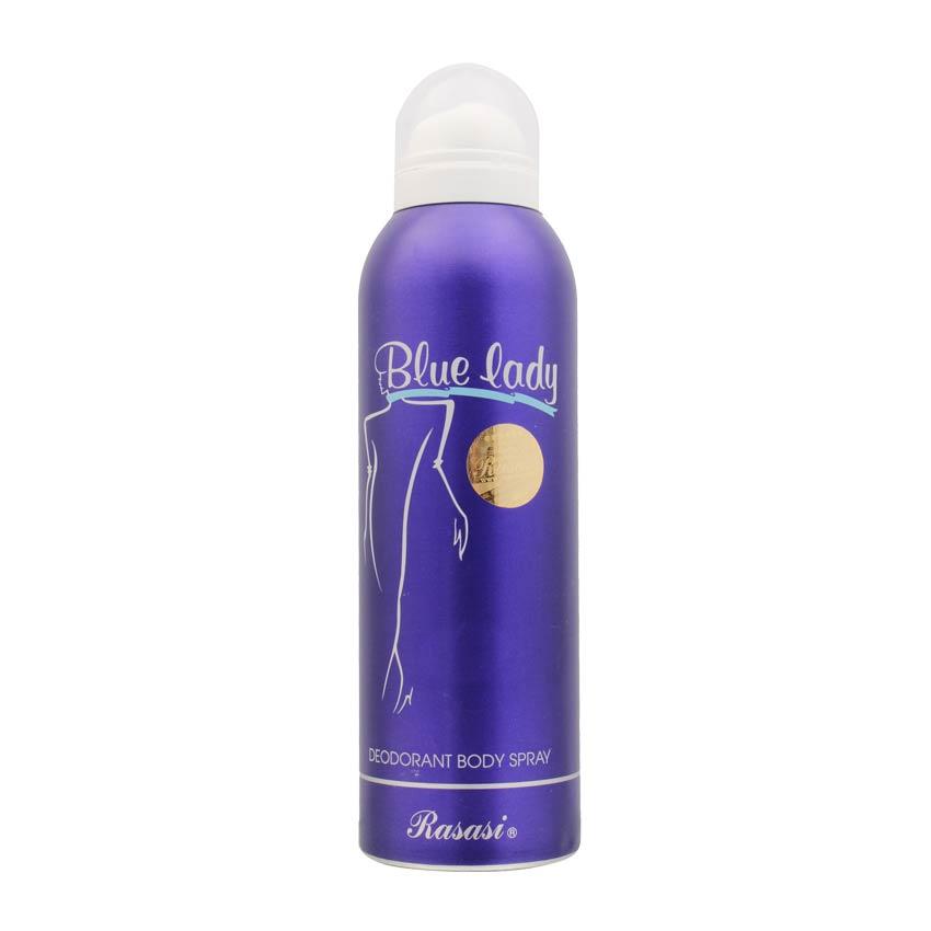 Rasasi Blue Lady Deodorant