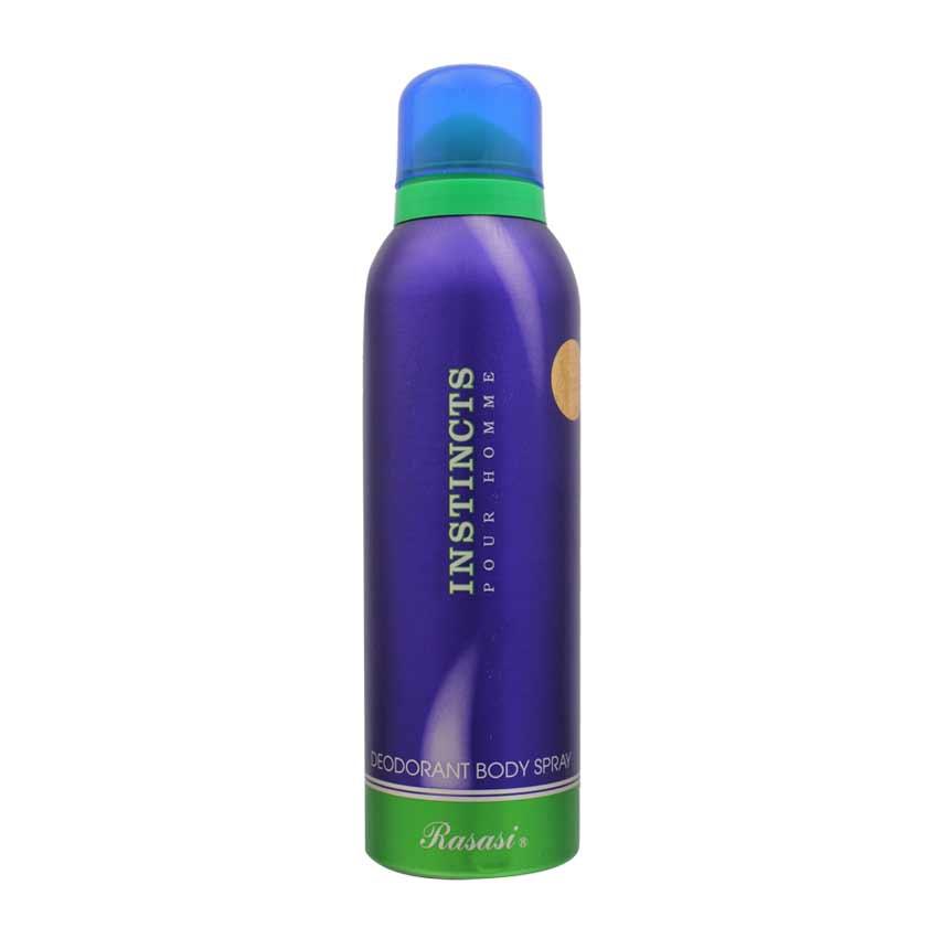 Rasasi Instincts Deodorant