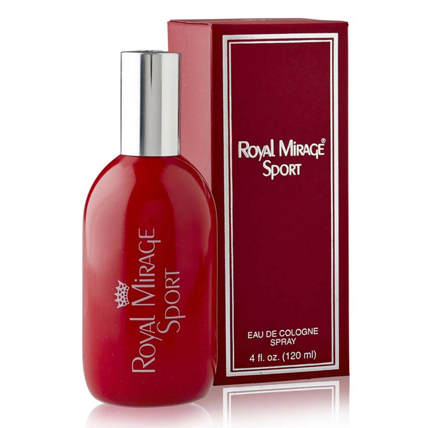 Royal Mirage Sport Eau De Cologne