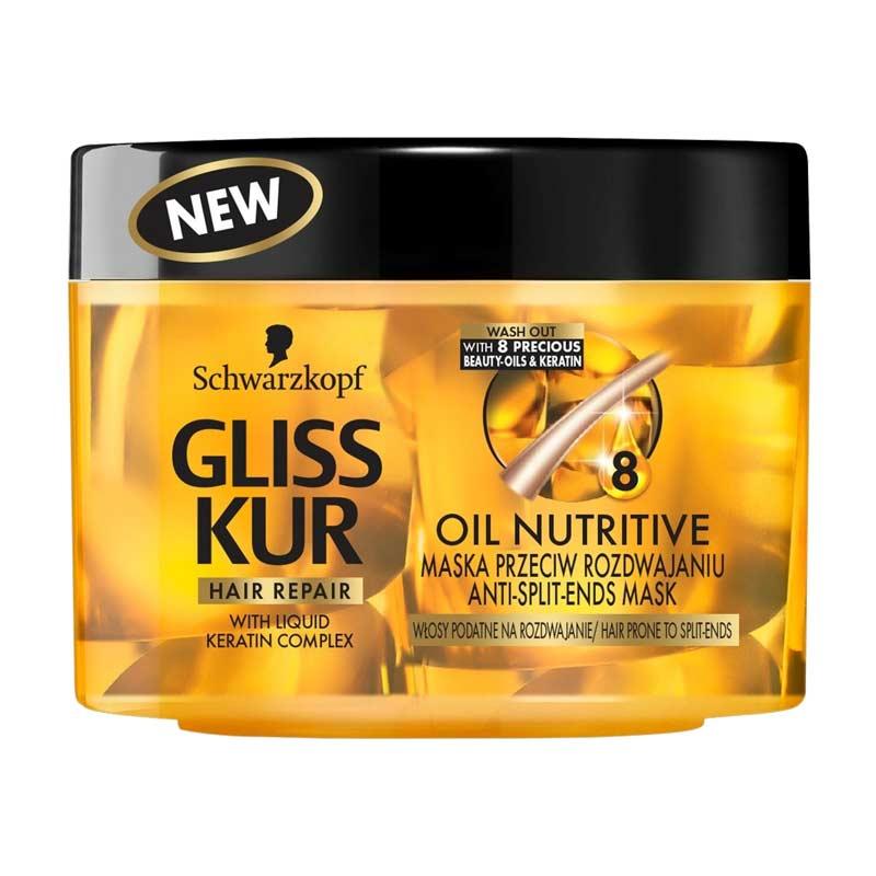 Schwarzkopf Gliss Oil Nutritive Mask