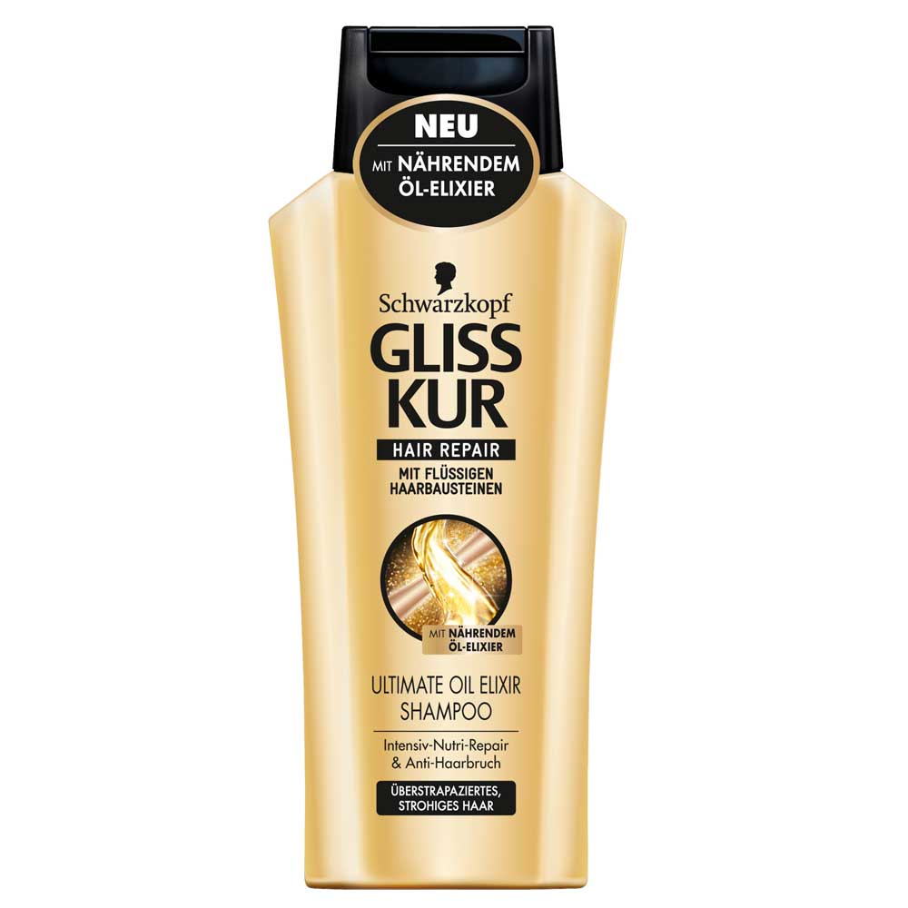 Scwarzkopf Gliss Ultimate Oil Elixir Shampoo