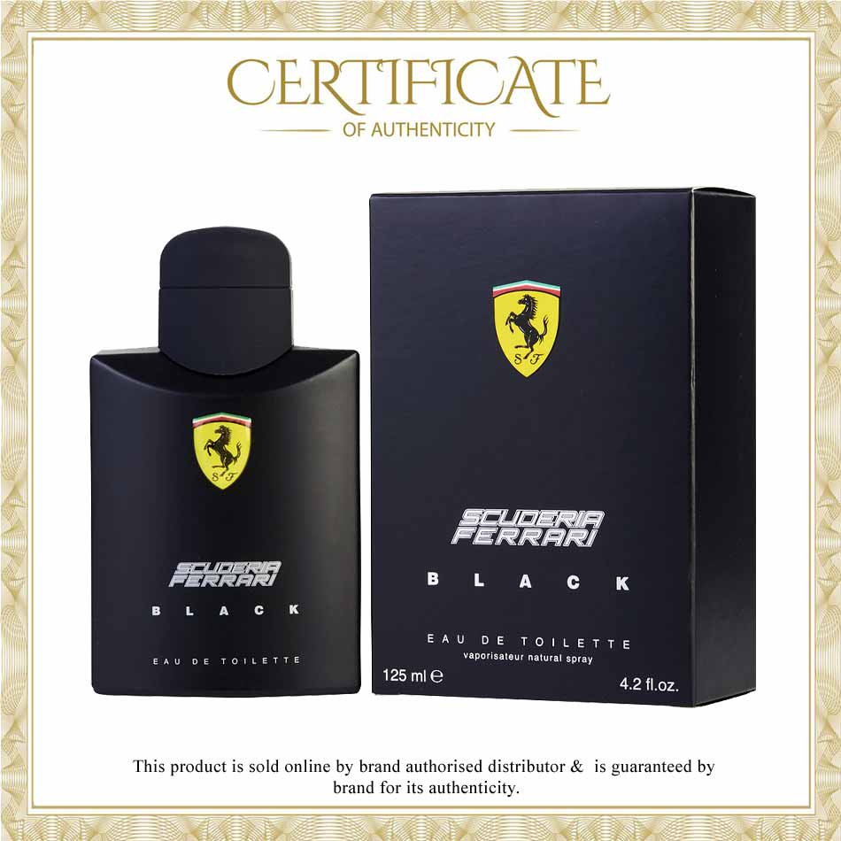 buy online scuderia ferrari black edt perfume spray for men online rs 1999. Cars Review. Best American Auto & Cars Review