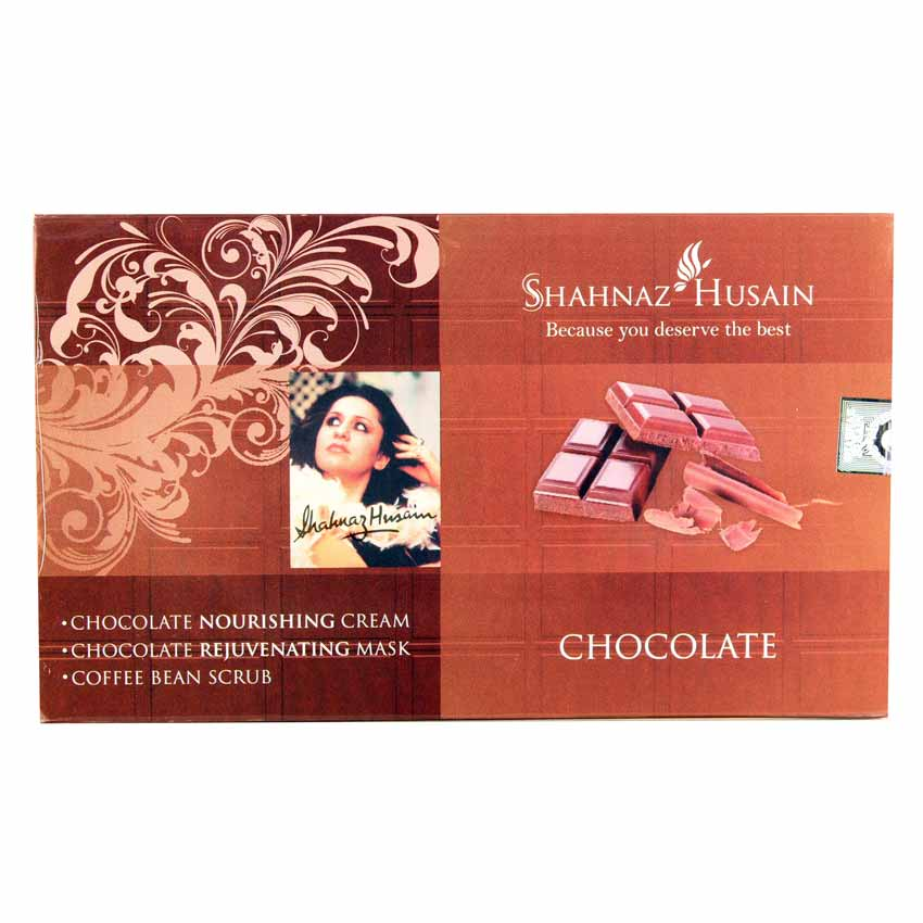 Shahnaz Husain Chocolate Facial Kit