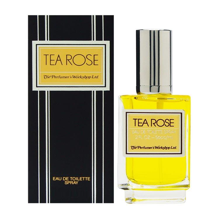 Tea Rose EDP Perfume