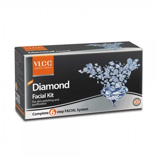 VLCC Diamond One Time Use Facial Kit