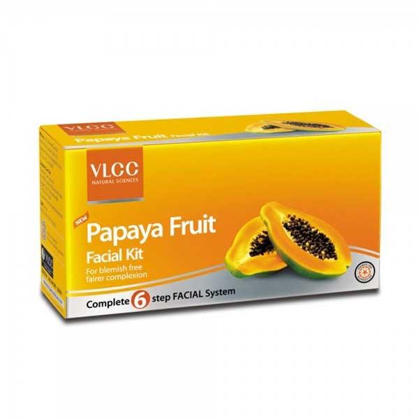 VLCC Papaya Fruit One Time Use Facial Kit