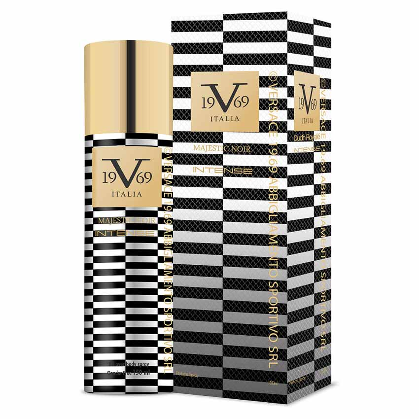 finest selection af168 ee521 Versace 1969 Majestic Noir EDP Perfume Spray