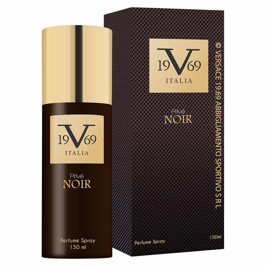 official photos aedb2 961a6 Versace 1969 Prive Noir EDP Perfume Spray